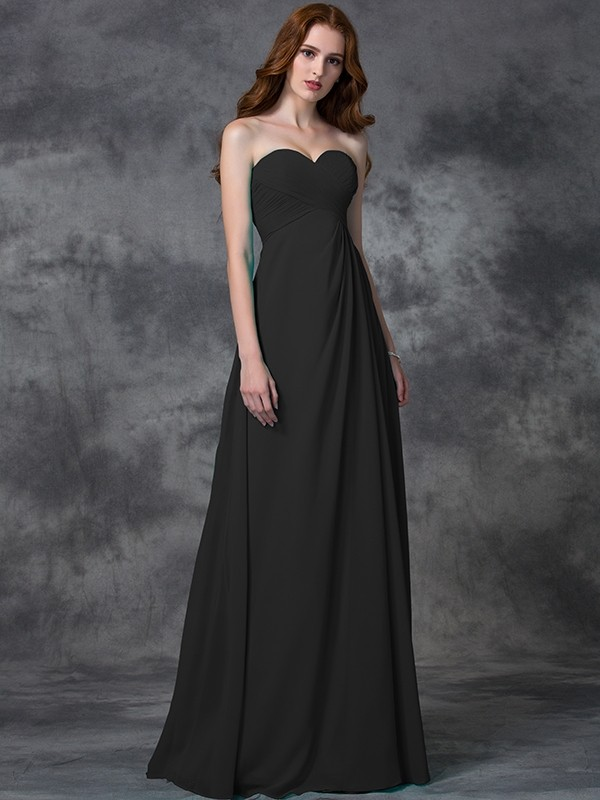 34c494eaa244 Home · Floor-Length A-Line/Princess Sweetheart Sleeveless Ruffles Chiffon  Bridesmaid Dresses · show as picture · show as picture · black ...