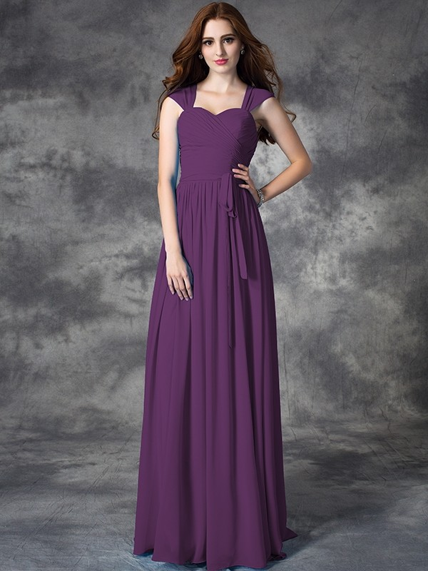 c3b4d5df78 ... Floor-Length A-Line/Princess Straps Sleeveless Ruffles Chiffon  Bridesmaid Dresses · show as picture · show as picture · black · blue ·  brown · burgundy ...