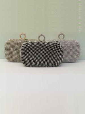 Fashion Trends Rhinestones Evening Handbags