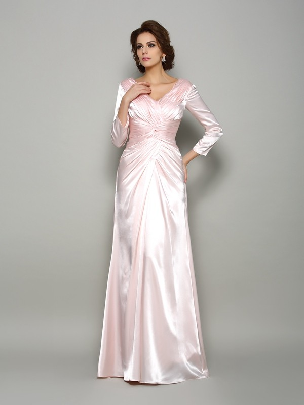 Silk Mother of the Bride Dresses