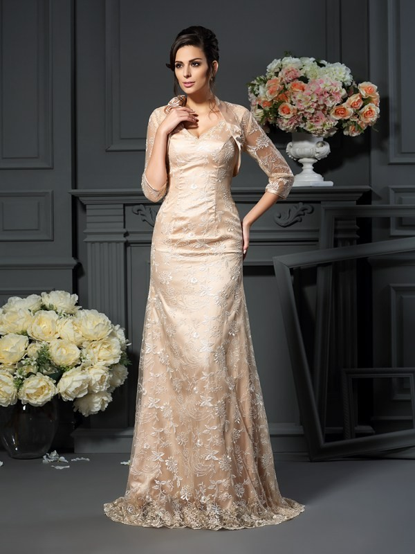 Fashion Net Special Occasion 3/4 Sleeves Wrap