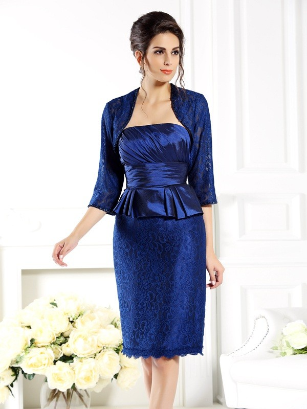 Fashion Lace Special Occasion 3/4 Sleeves Wrap