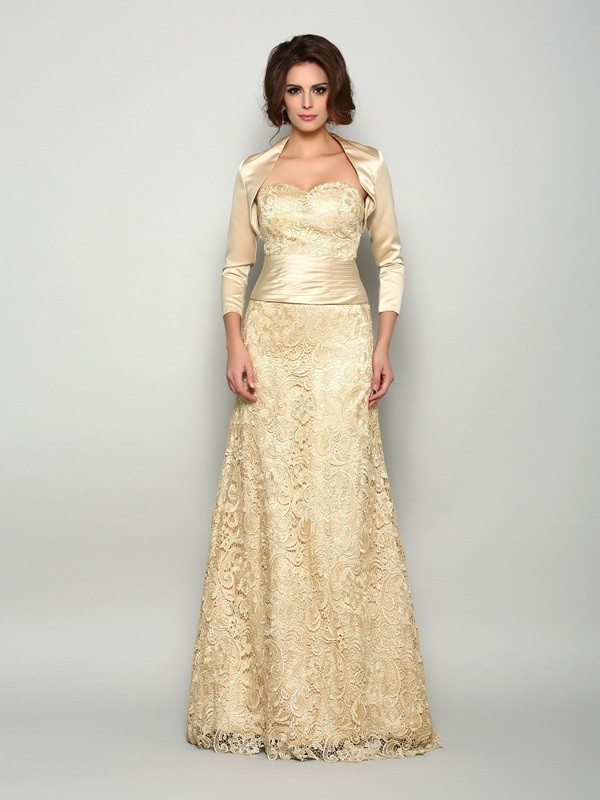 Fashion 3/4 Sleeves Special Occasion Satin Wrap