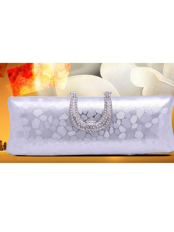 Fashion Trends Rhinestone PU Party/Evening Bags