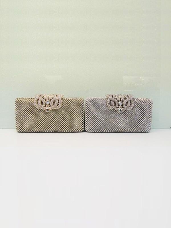 The Most Trendy Rhinestones Evening Handbags