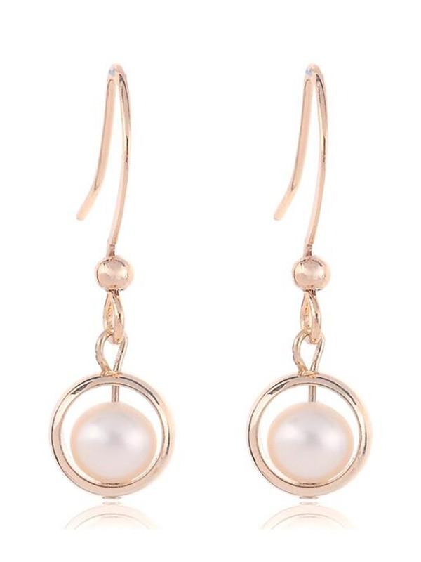 Charming Pearl Hot Sale Earrings For Women