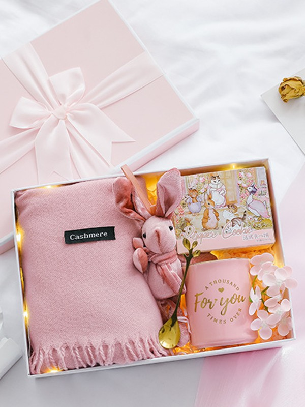Bright Wedding Gift Box For Bridesmaid
