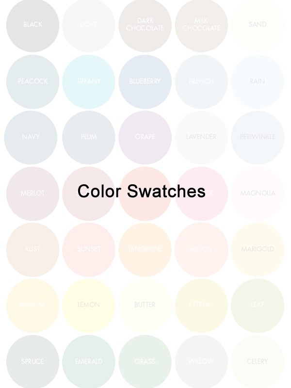 Brand Color Swatches