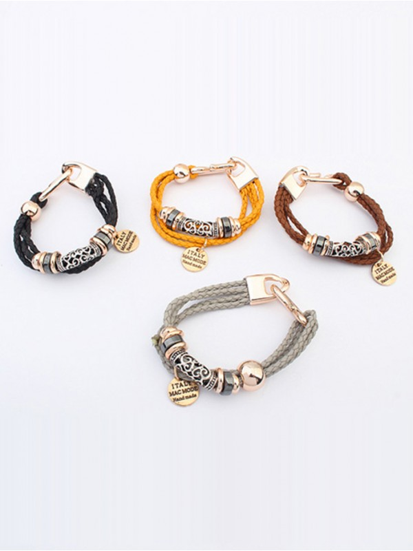 The Most Stylish Occident Retro Exotic Personality Hot Sale Bracelets