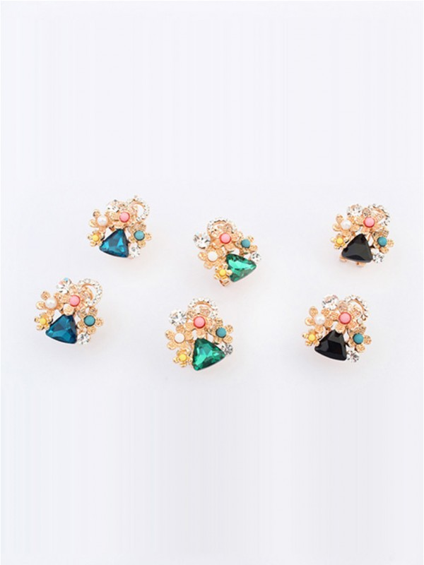 The Most Trendy Occident Floret All-match Exquisite Hot Sale Ear Clip