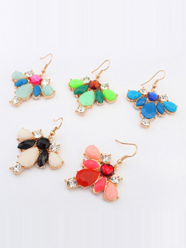 The Most Trendy Occident Bohemia Fresh Hot Sale Earrings