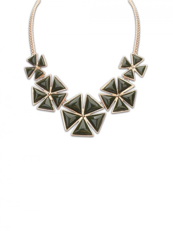 The Most Stylish Occident Bohemia Five Petal Hot Sale Necklace