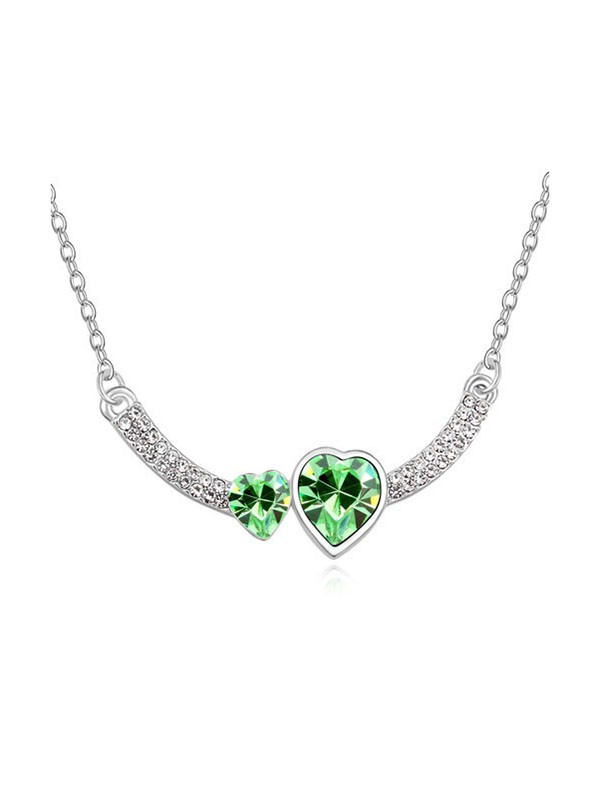 The Most Fashionable Austria Crystal Hot Sale Necklace