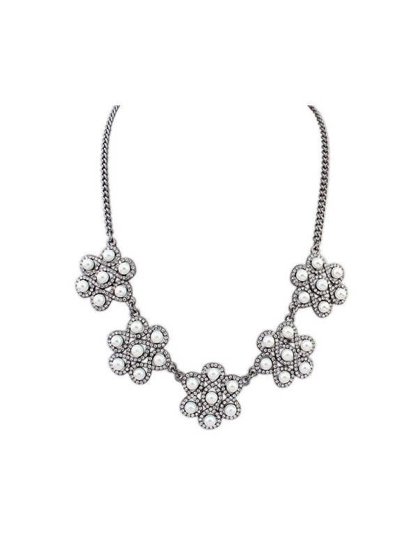 The Most Stylish Occident Retro Palace Temperament All-match Hot Sale Necklace