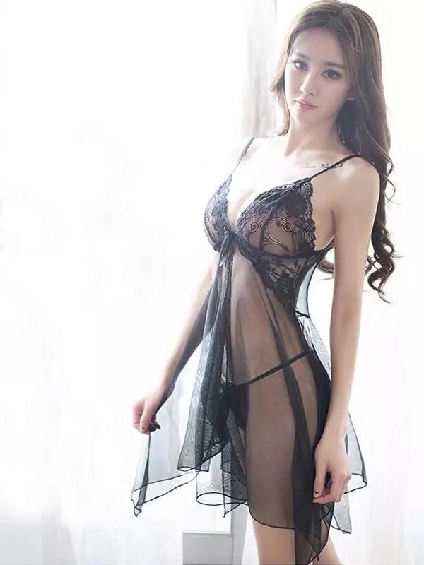 Lace Sexy Nightwear
