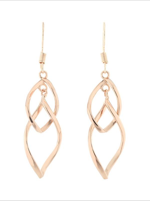 Vintage Copper Hot Sale Women's Earrings