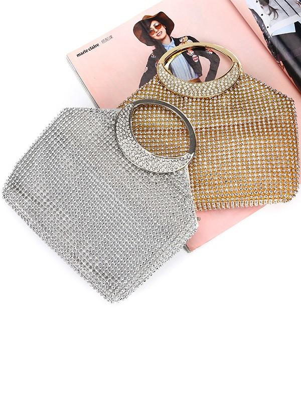 Luxurious Rhinestone Evening/Party Handbags