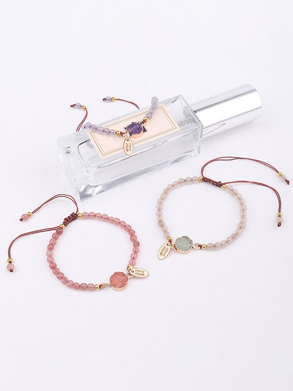 Fashion Flower Stone Hot Sale Bracelets