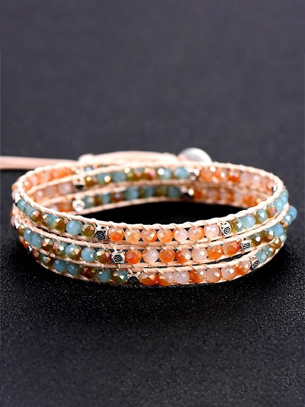 Personality Glass Hot Sale Bracelets