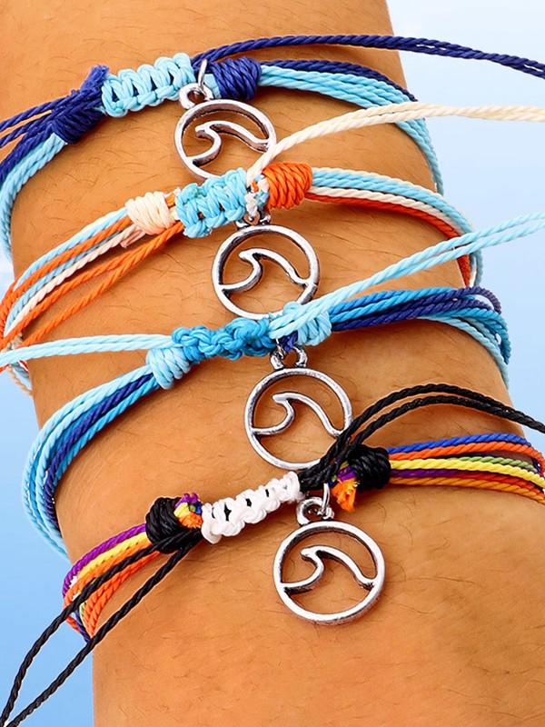 Dreamlike Alloy With Ornament Hot Sale Bracelets