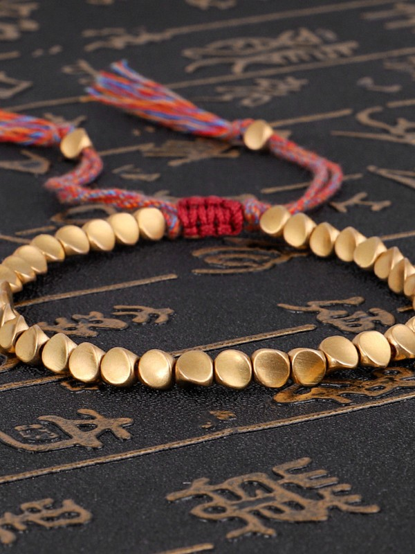 Charming Copper With Tassels Hot Sale Bracelets