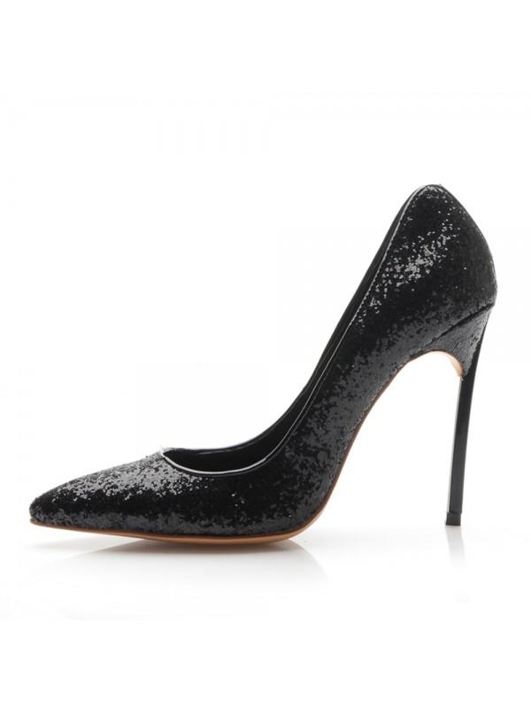 The Most Stylish Women's Closed Toe Stiletto Heel Office High Heels