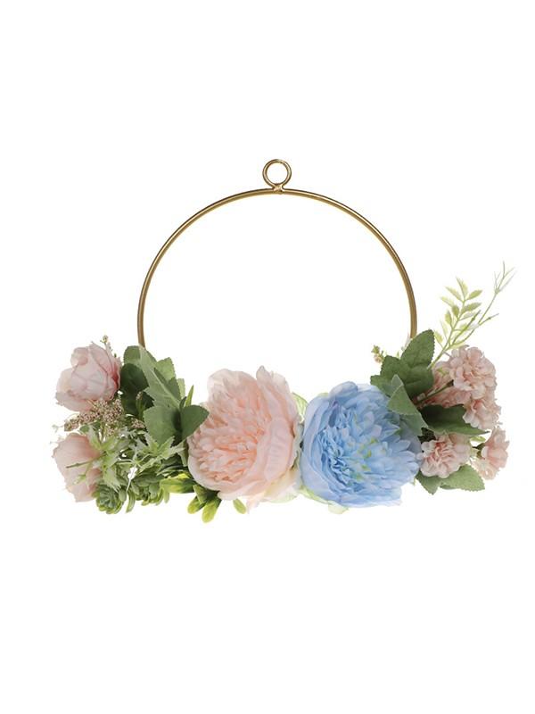 Fashion Round Plastic Bridal Bouquets