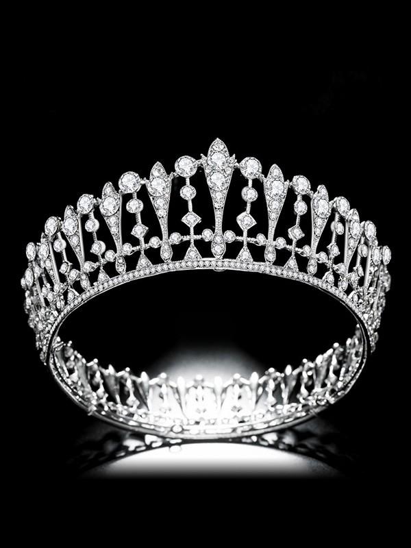 Bridal Amazing Alloy With Rhinestone Headpieces