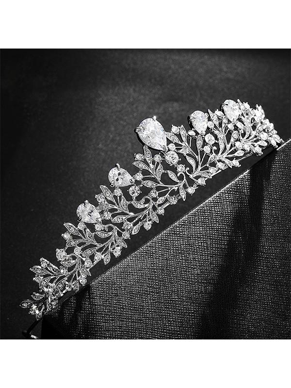 Bridal Fashionable Alloy With Rhinestone Headpieces